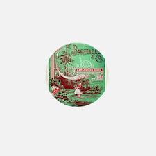 Vintage poster - Kansas Seed House Mini Button