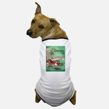 Vintage poster - Kansas Seed House Dog T-Shirt