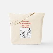 softball joke Tote Bag