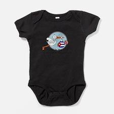 Cute Cuban Baby Bodysuit