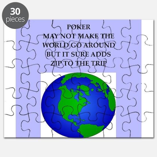 Holdem puzzle