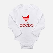 Chicken adobo Long Sleeve Infant Bodysuit