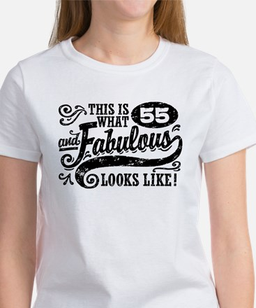 55th Birthday Women's T-Shirt