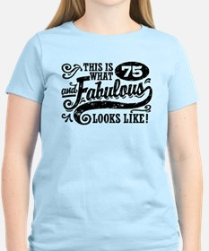 75th Birthday T-Shirt