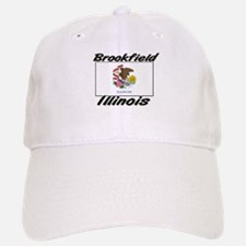 Brookfield Illinois Baseball Baseball Cap