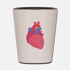 Valentine Heart Shot Glass
