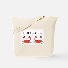 Unique Crab lover Tote Bag