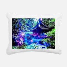 Cute Fantasy Rectangular Canvas Pillow