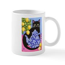 Unique Black tea Mug