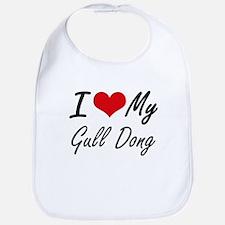I love my Gull Dong Bib