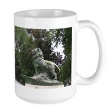 Lion in Spain Mug