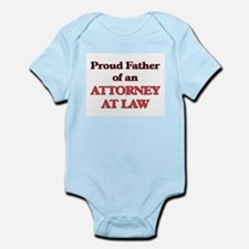 Proud Father of a Attorney At Law Body Suit