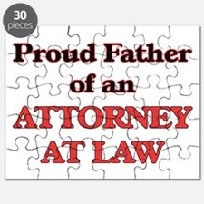 Proud Father of a Attorney At Law Puzzle