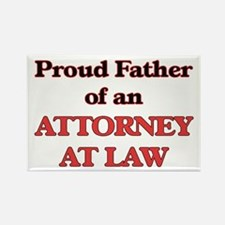 Proud Father of a Attorney At Law Magnets