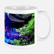 Serenity Garden Mugs