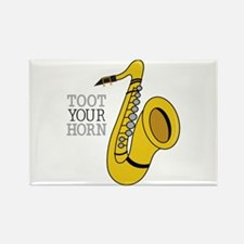 Toot Your Horn Magnets