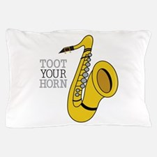 Toot Your Horn Pillow Case