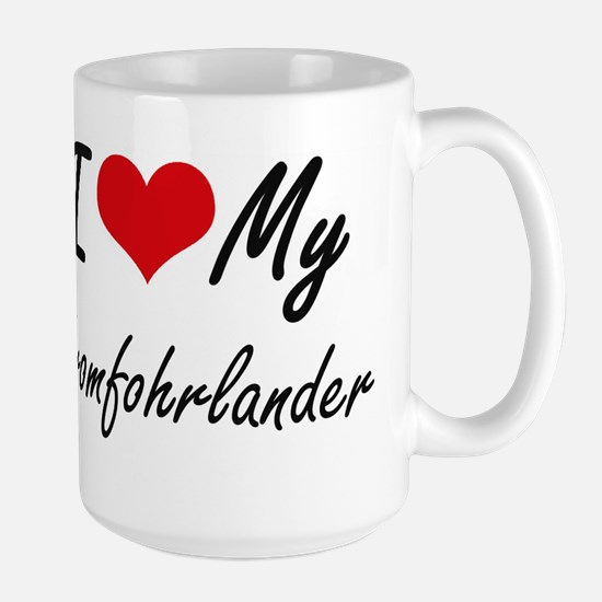 I love my Kromfohrlander Mugs