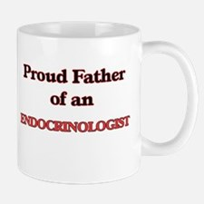 Proud Father of a Endocrinologist Mugs