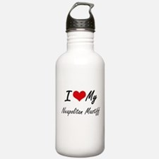 I love my Neapolitan M Water Bottle