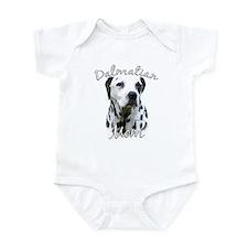 Dalmatian Mom2 Infant Bodysuit