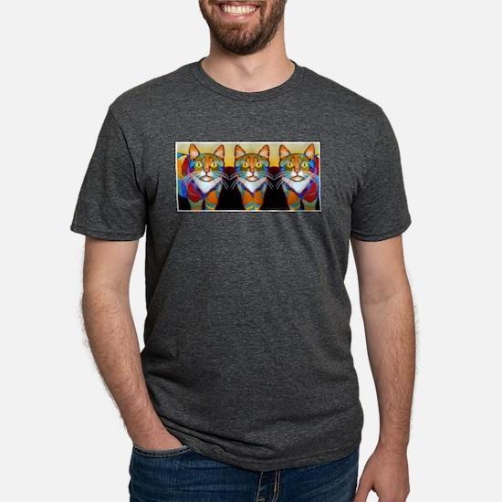 Cat-of-Many-Colors T-Shirt