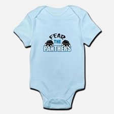 Fear The Panthers Body Suit