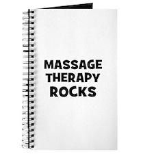 Massage Therapy Rocks Journal