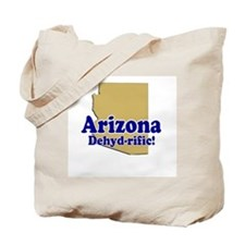 Arizona Dehydrated Tote Bag