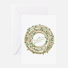 Welcome Nest Greeting Cards