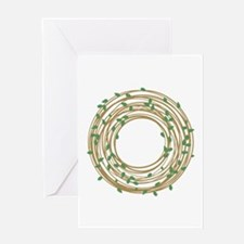 Nest Wreath Greeting Cards