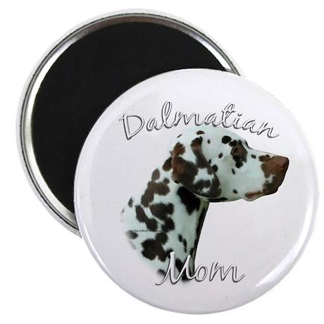 Dalmatian Mom2 Magnet