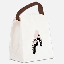 Irish Dance Shoes Canvas Lunch Bag