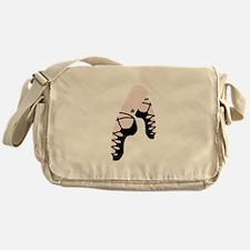 Irish Dance Shoes Messenger Bag