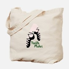 Treble Maker Tote Bag