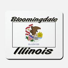 Bloomingdale Illinois Mousepad