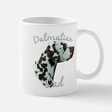 Dalmatian Dad2 Mug