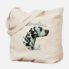 Dalmatian Dad2 Tote Bag