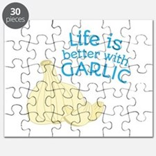 Better With Garlic Puzzle