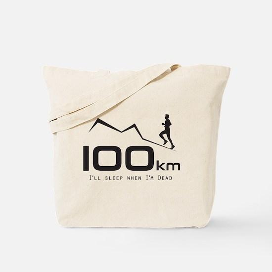 100K Ultra Runner Tote Bag