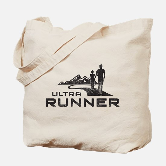 Ultra Runner Tote Bag
