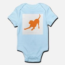 Lab 1 Orange Body Suit