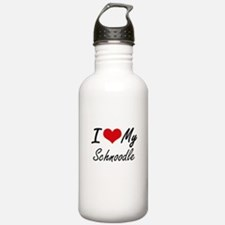 I love my Schnoodle Water Bottle