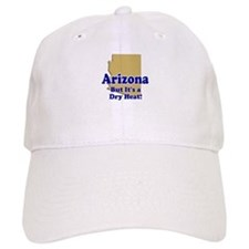 Arizona Dry Heat Baseball Cap