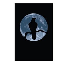 Crow Moon Postcards (Package of 8)
