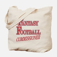 Fantasy Football Commissioner Tote Bag