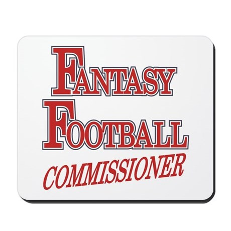 Fantasy Football Commissioner Mousepad