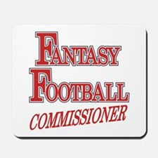 Fantasy Football Commissioner Mousepad