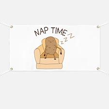 Nap Time Banner