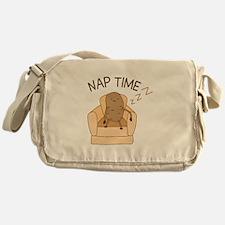Nap Time Messenger Bag